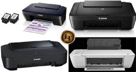 Printer Murah Dibawah 500 Ribu 5 printer dengan harga miring namun berkualitas