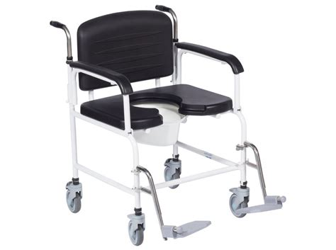 Commode Shower Chair by Commode Shower Chair X499 250kg Nightingale Beds