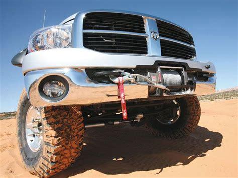 dodge ram winch mount winch mount dodge cummins diesel forum