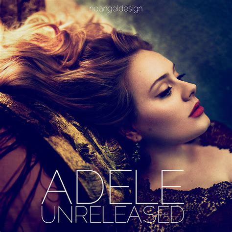 adele never give up adele you ll never see me again lyrics