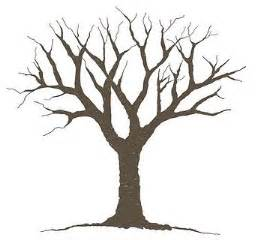 Free Tree Templates Bare Tree Template Gotta Printer Pinterest