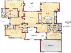 Single Story Open Floor House Plans Modern Open Floor Plans Single Story Open Floor Plans