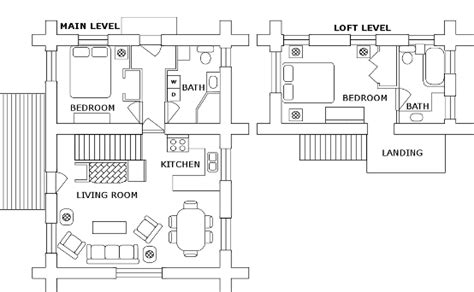 log home layouts layout log 1 idylwylde cabins