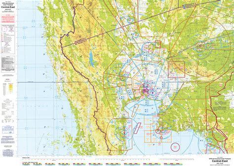 aeronautical sectional charts master the use of aeronautical charts like a professional