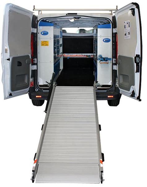 scaffali per officina furgone officina da syncro system