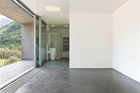 gietvloer nadelen gietvloer betonlook 4 populaire gietvloeren met betonlook