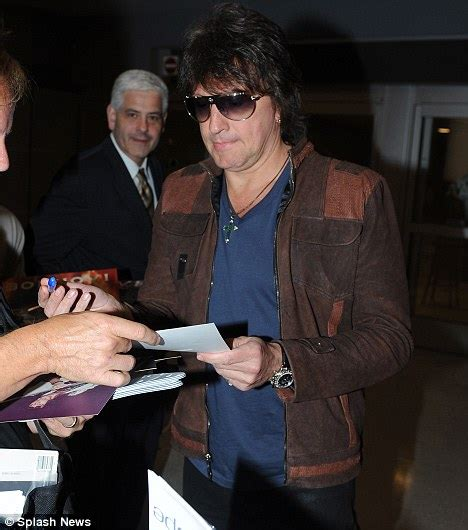 Richie Probably Not Back In Rehab by Richie Sambora Leaves Rehab As It S Confirmed He Will