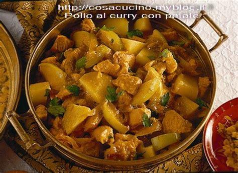 cucinare pollo al curry pollo al curry con patate cosa cucino oggi ricette di