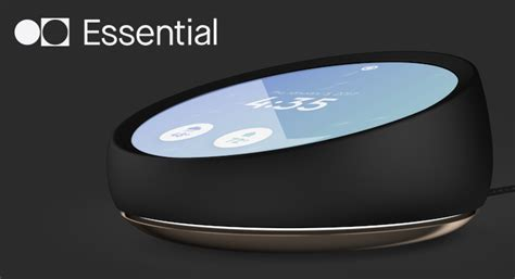 androidの父 アンディ ルービンが手がけたホームアシスタント essential home 登場 ロボスタ