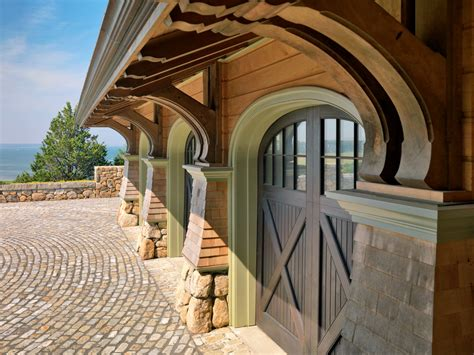 Garage Arch by Arched Garage Doors Garage And Shed With Arch Award