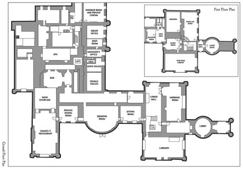 castle floor plans inspiring castle blueprints and plans sle house floor