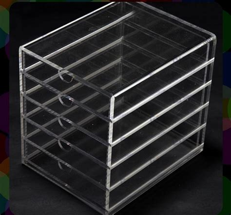 cheap plastic drawer organizers wholesale 5 layer plastic drawer storage box