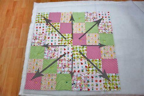 patchwork decke anleitung patchworkdecke quilten anleitung wie eine decke n 228 ht