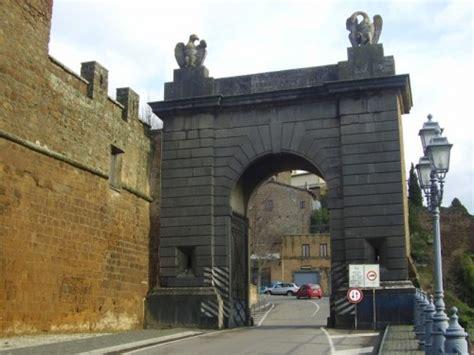 porta di orvieto orvieto porta romana