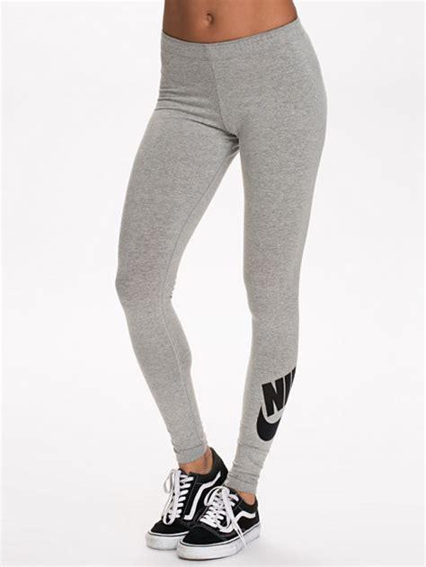 Legging Branded Wanita Columbia Grey Leg leg a see logo nike grey clothing nelly