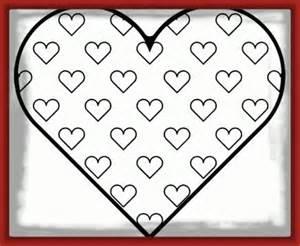 como aser corazones bonitos dibujos bonitos de corazones para colorear fotos de