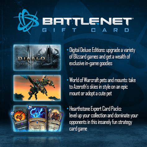 World Of Warcraft Gift Cards - introducing the battle net gift card world of warcraft