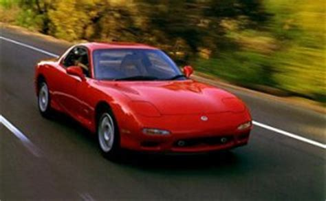 mazda rx7 top speed mph mazda rx7 fd turbo 1993 performance figures specs and