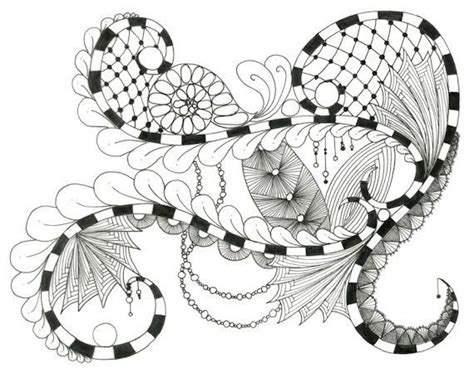 zendoodle coloring pages zen coloring pages printable zendoodle coloring page by