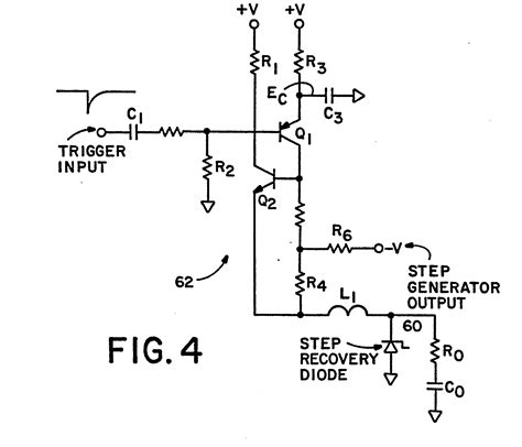 a survey on step recovery diode and its applications patent ep0244053a2 dual channel time domain reflectometer patents