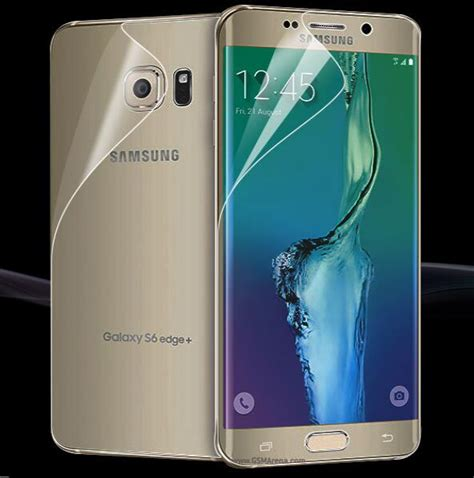 Back Cover Samsung Galaxy S7 Edge Soft Anticrack Casing front back cover soft transpartent clear screen protective for samsung galaxy s7 s6 edge