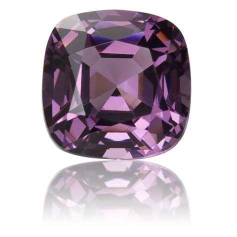 Purple Spinel tanzanian purple pink lilac spinel 3 17ct king gems