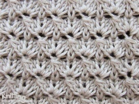 image pattern clustering cluster 5 knitting stitch looks like a crochet pattern