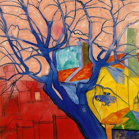 R S Painting by Webmuseum Kitaj B