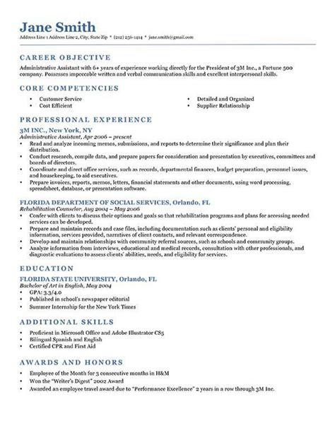 Resume words sales associate