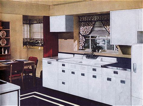 1940s kitchen design 1940 s kitchens a gallery on flickr
