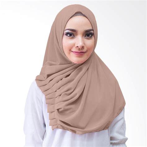 jual milyarda hijab aliqa kerudung instan milo