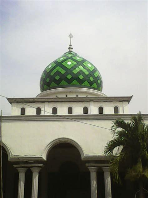 Kubah Panel Enamel contoh karya kubah masjid enamel zincalume jual kubah