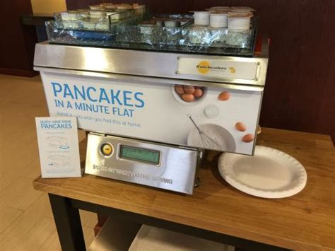 Pancake Machine G automatic pancake machine delicious picture of inn express and suites milford