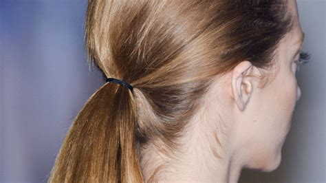Ties Hair like pretty much everything else your hair ties can kill