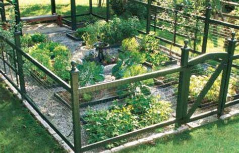 22 stunning vegetable garden fence ideas decor