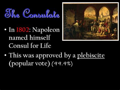 napoleon bonaparte biography ppt ppt napoleon bonaparte powerpoint presentation id 1636761