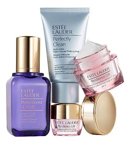 Estee Lauder Lifting And Firming Mini Set For All Skin Type estee lauder lifting firming gift set selfridges