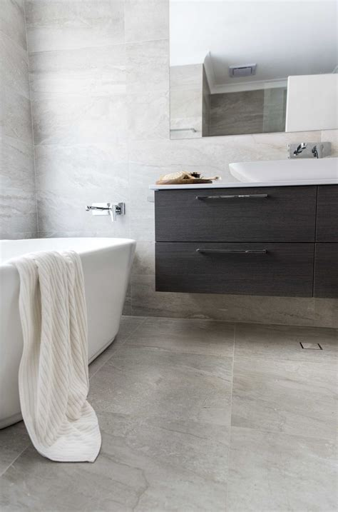 grey ceramic bathroom tiles red lily renovations perth 1200x300 porcelain tiles