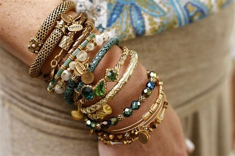 Carolyn Rafaelian, Founder of Alex and Ani, on How to Wear Stackable Jewelry   WSJ