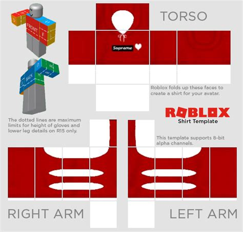 Roblox Templates Roblox Template Twitter Free Roblox Templates