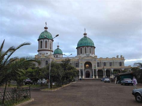 ethiopian orthodox christian church adawak awash and addis ababa ethiopia