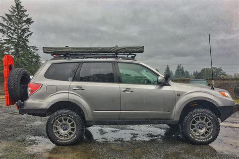 Subaru Lift lifting a subaru forester autos post