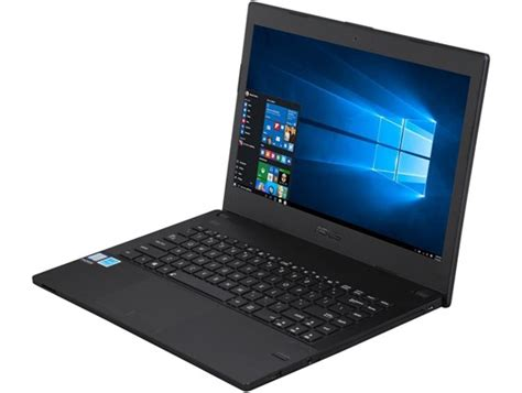 Asus Pro P2440ua Fq0248 Black asus pro p2440ua 14 quot 4gb 500gb i5 laptop 90nx0171