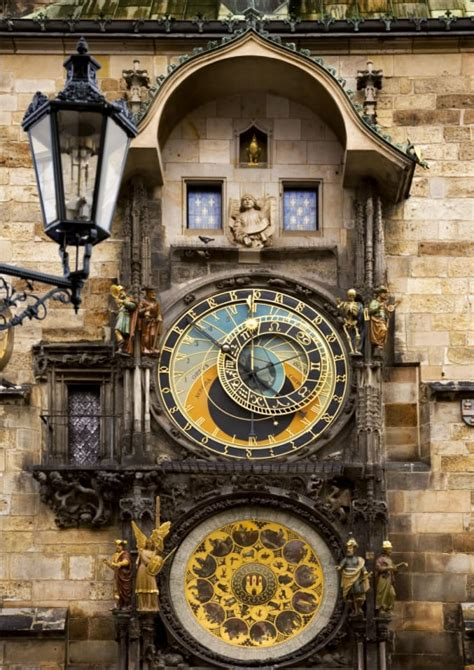 Astronomical Wall Clock prager rathausuhr google doodle