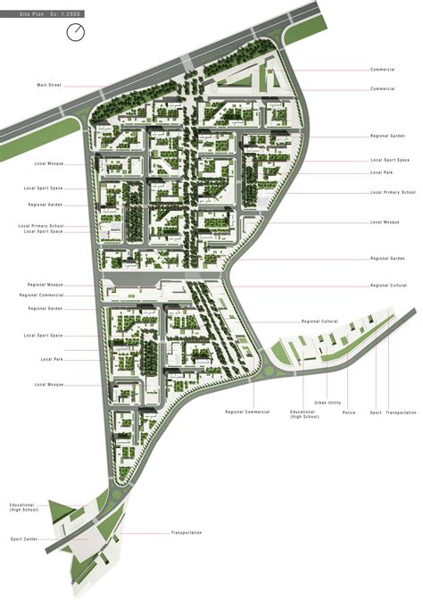 layout plan of panchkula urban complex gallery of mehrshahr residential complex proposal