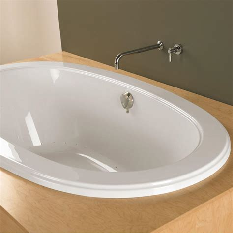 ultra bathtubs bain ultra ellipse 6636 at general plumbing supply