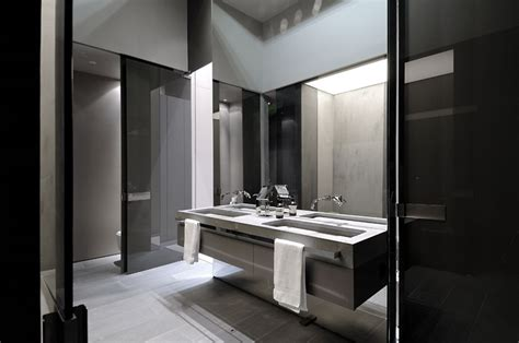 Ultra Modern Bathrooms World Of Architecture Ultra Modern Concrete House By A Cero Architects