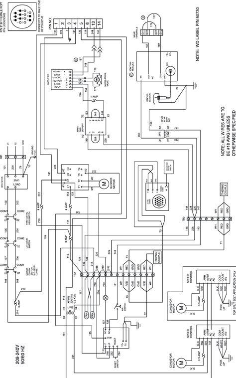 blodgett zephaire g wiring diagram blodgett v wiring