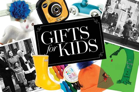 50 adorable christmas gift ideas for kids fashion
