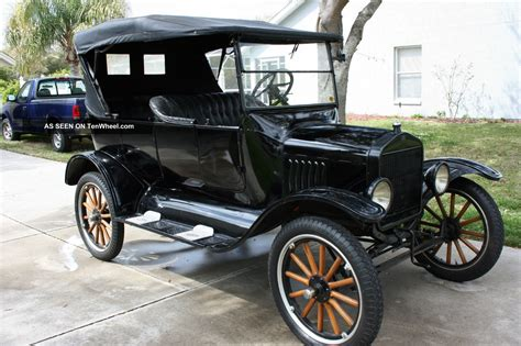 1923 ford model t really 1923 model t ford touring car looks and runs